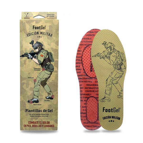 Footgel Militar